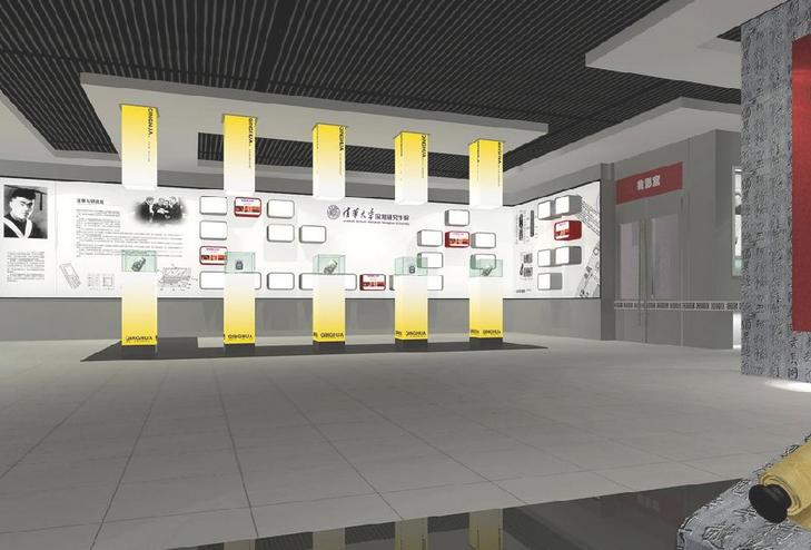 异地布展,展厅专卖店设计及施工,展柜及展示架制作的展览公司.
