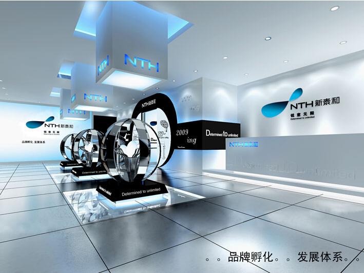 深圳企业展厅设计的几个原则