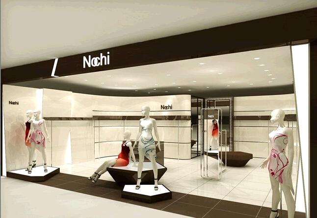 深圳品牌加盟服装店展览设计原则